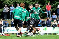 HAREN - Voetbal, Eerste Training FC Groningen  sportpark de Koepel, 01-07-2017,  FC Groningen speler Assama Idrissi