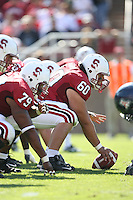 14 October 2006: Alex Fletcher during Stanford's 20-7 loss to Arizona during Homecoming at Stanford Stadium in Stanford, CA.