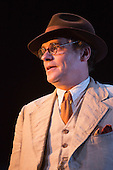 """25/06/2015. London, UK. Robert Sean Leonard as Atticus Finch. Photocall for """"To Kill a Mockingbird"""" at the Barbican Theatre with Robert Shean Leonard as Atticus Finch and Ava Potter as Scout.  The Regent's Park Open Air Theatre production directed by Timothy Sheader will be at the Barbican from 24 June to 25 July 2015. Adapted for the stage by Christopher Sergel based on the novel by Harper Lee."""