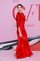 NEW YORK, NY - JUNE 3: Lily Aldridge at the 2019 CFDA Fashion Awards at the Brooklyn Museum of Art on June 3, 2019 in New York City. <br /> CAP/MPI/DC<br /> ©DC/MPI/Capital Pictures
