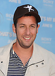 WESTWOOD, CA - JUNE 04: Adam Sandler arrives at the Los Angeles premiere of 'That's My Boy' held at Regency Village Theatre Westwood on June 4, 2012 in Westwood, California.