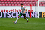 Maximilian Eggestein (Werder Bremen #35)<br /> <br /> <br /> Sport: nphgm001: Fussball: 1. Bundesliga: Saison 19/20: 33. Spieltag: 1. FSV Mainz 05 vs SV Werder Bremen 20.06.2020<br /> <br /> Foto: gumzmedia/nordphoto/POOL <br /> <br /> DFL regulations prohibit any use of photographs as image sequences and/or quasi-video.<br /> EDITORIAL USE ONLY<br /> National and international News-Agencies OUT.