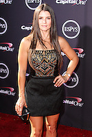 LOS ANGELES, CA - JULY 17: Danica Patrick attends the ESPY Awards 2013 held at Nokia Theatre L.A. Live on July 17, 2013 in Los Angeles, California. (Photo by Celebrity Monitor)