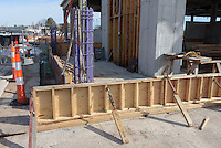Boathouse at Canal Dock Phase II   State Project #92-570/92-674 Construction Progress Photo Documentation No. 08 on 21 February 2017. Image No. 08