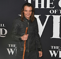 """13 February 2020 - Hollywood, California - Micah Fitzgerald . """"The Call of the Wild"""" Twentieth Century Studios World Premiere held at El Capitan Theater. Photo Credit: Dave Safley/AdMedia /MediaPunch"""
