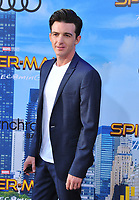 www.acepixs.com<br /> <br /> June 28 2017, LA<br /> <br /> Drake Bell arriving at the premiere of Columbia Pictures' 'Spider-Man: Homecoming' at the TCL Chinese Theatre on June 28, 2017 in Hollywood, California.<br /> <br /> By Line: Peter West/ACE Pictures<br /> <br /> <br /> ACE Pictures Inc<br /> Tel: 6467670430<br /> Email: info@acepixs.com<br /> www.acepixs.com