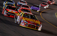 Apr 22, 2006; Phoenix, AZ, USA; Nascar Nextel Cup driver Kyle Petty of the (45) Wells Fargo Dodge Charger during the Subway Fresh 500 at Phoenix International Raceway. Mandatory Credit: Mark J. Rebilas-US PRESSWIRE Copyright © 2006 Mark J. Rebilas..