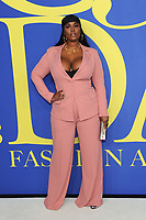 BROOKLYN, NY - JUNE 4: Precious Lee at the 2018 CFDA Fashion Awards at the Brooklyn Museum in New York City on June 4, 2018. <br /> CAP/MPI/JP<br /> &copy;JP/MPI/Capital Pictures