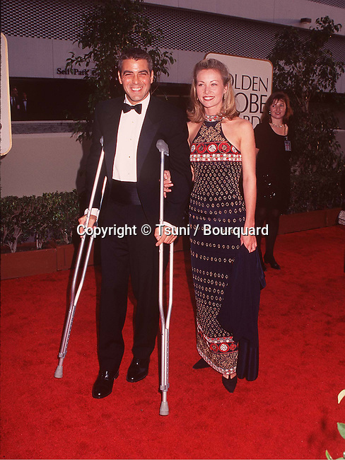 Clooney George and Celine Baltran