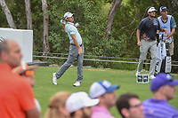 Kevin Kisner (USA) watches his tee shot on 2 during day 5 of the World Golf Championships, Dell Match Play, Austin Country Club, Austin, Texas. 3/25/2018.<br /> Picture: Golffile | Ken Murray<br /> <br /> <br /> All photo usage must carry mandatory copyright credit (© Golffile | Ken Murray)