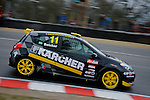 Simon Belcher - Handy Motorsport with Pyro Renault Clio Cup UK