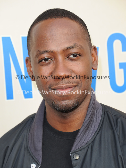 Lamorne Morris  at Fox's NEW GIRL Screening and Q&A at The Leonard H. Goldenson Theatre in North Hollywood, California on April 30,2013                                                                   Copyright 2013 Hollywood Press Agency