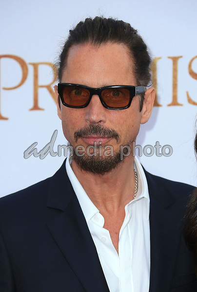 """12 April 2017 - Hollywood, California - Chris Cornell. Premiere Of Open Road Films' """"The Promise"""" held at TCL Chinese Theatre. Photo Credit: AdMedia"""