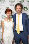 Laura Knight Keating & Honoree John Keating attend the Irish Repertory Theatre 30th Anniversary Celebration on June 17, 2019 at Alice Tully Hall in New York City.