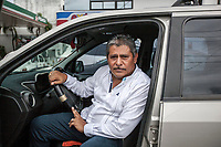 June 15, 2018: A business owner Roberto Jacinto de la Cruz, manager of CANACO (Chamber of National Trade) in Acapulco, Guerrero.