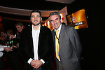 Wales Sport Awards 2013<br /> Nathan Cleverly & Geoff Williams<br /> 09.11.13<br /> ©Steve Pope-SPORTINGWALES