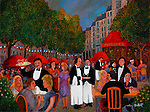 &quot;Bastille Day on the Champs Elysees&quot; Paris<br />