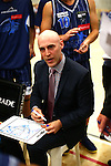 Coach Liam Flynn,NBL Basketball Fico Finance Nelson Giants v Wellington Saints 4th April 2014,Evan Barnes / Shuttersport.