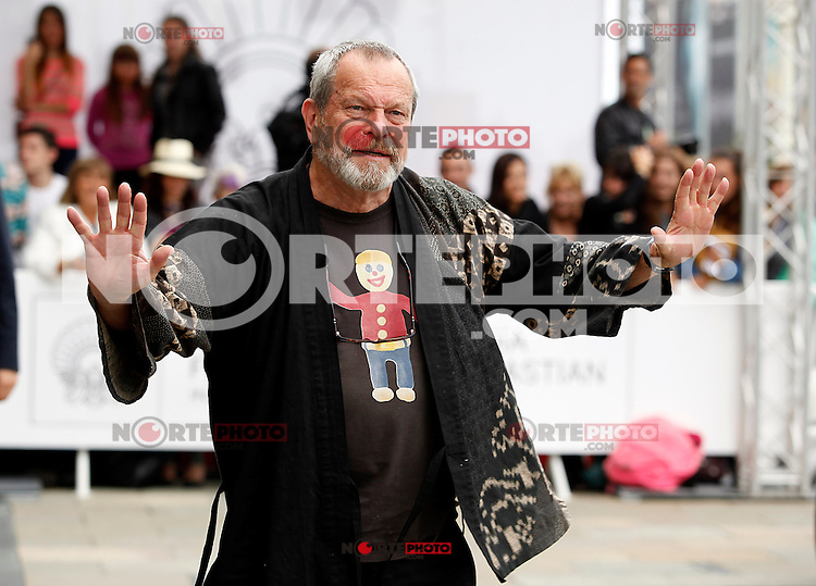 arrives to Maria Cristina Hotel to attend the 61 San Sebastian Film Festival, in San Sebastian, Spain. September 20, 2013. (ALTERPHOTOS/Victor Blanco) /NortePhoto