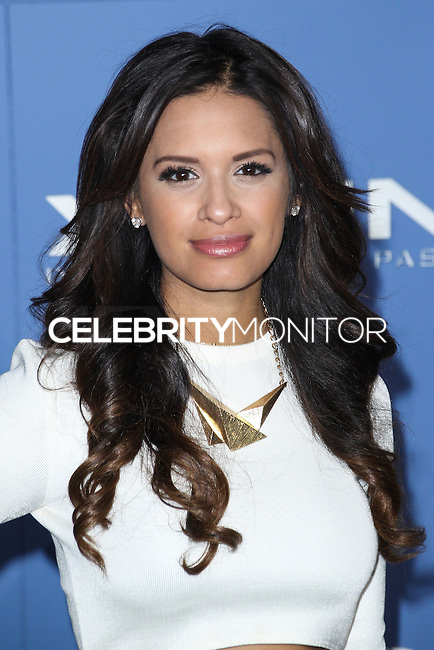 "NEW YORK CITY, NY, USA - MAY 10: Rocsi Diaz at the World Premiere Of Twentieth Century Fox's ""X-Men: Days Of Future Past"" held at the Jacob Javits Center on May 10, 2014 in New York City, New York, United States. (Photo by Jeffery Duran/Celebrity Monitor)"