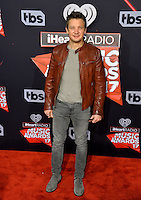 Jeremy Renner at the 2017 iHeartRadio Music Awards at The Forum, Los Angeles, USA 05 March  2017<br /> Picture: Paul Smith/Featureflash/SilverHub 0208 004 5359 sales@silverhubmedia.com