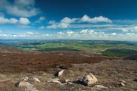 Summit View, Clachnaben, Aberdeenshire