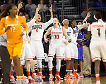 Tennessee vs Syracuse 2016 NCAA Women's DI Regional