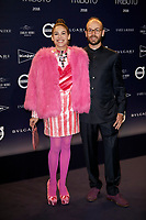 "Cosima Ramirez, Tristan Ramirez attends to  ""TELVA Tributo. Una cronica de moda. Coleccion Naty Abascal"" at Royal Academy of Fine Arts of San Fernando in Madrid, Spain. October 09, 2018. (ALTERPHOTOS/A. Perez Meca) /NortePhoto.com"