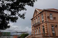Instituto Evandro Chagas.<br /> Belém, Pará, Brasil.<br /> Foto Paulo Santos<br /> 04/04/2014