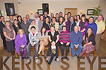 Life Begins - Mary Browne from Cloonard, Tralee, seated centre having a wonderful time with family and friends at her 40th birthday party held in The Kerins O'Rahillys Clubhouse on Saturday night........................................................................................................................................................................................................................................................................................... ............