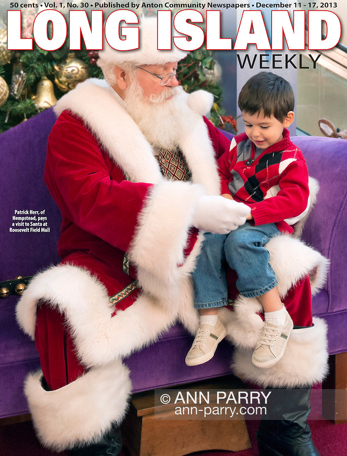 Cover Page Photo by Ann Parry; Long Island Weekly published by Anton News.<br />