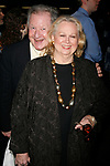 Barbara Cook &amp; Harvey Evans arriving for the Opening Night Performance of the Roundabout Theatre Company's Broadway Production of 110 IN THE SHADE at Studio 54 in New York City.<br />
