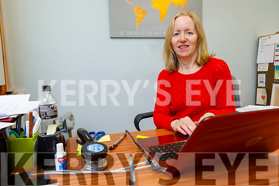 Mary Carroll at the Tralee International Resource Centre in Boherbee on Tuesday