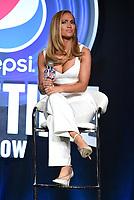 MIAMI, FL - JANUARY 30: Jennifer Lopez attends the press conference for the Pepsi Super Bowl LIV halftime show during Super Bowl LIV week on January 30, 2020 in Miami, Florida. (Photo by Frank Micelotta/Fox Sports/PictureGroup)