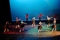 "Missouri Ballet Theatre's inaugural season ""New Beginnings"" at The Roberts Orpheum Theater in St. Louis on Oct 17, 2009."