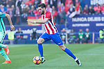 Yannick Ferreira Carrasco of Atletico de Madrid during the match of Spanish La Liga between Atletico de Madrid and Futbol Club Barcelona at Vicente Calderon Stadium in Madrid, Spain. February 26, 2017. (Rodrigo Jimenez / ALTERPHOTOS)
