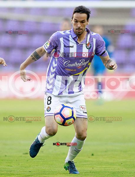 Real Valladolid's Andre Leao during La Liga Second Division match. June 10,2017. (ALTERPHOTOS/Acero) (NortePhoto.com) (NortePhoto.com)