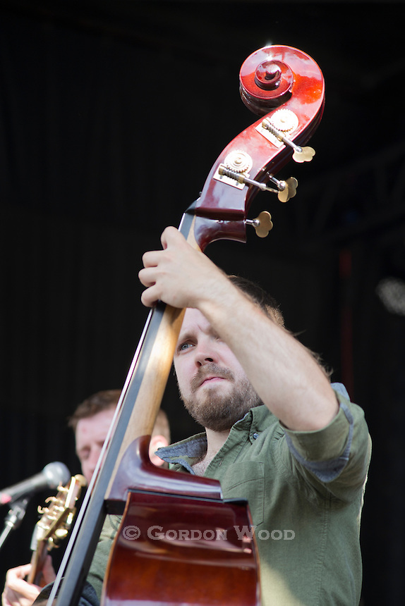 Breabach at Sunfest 2015