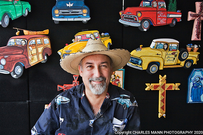 The Santa Fe Spanish Market, held in July, fills the Santa Fe Plaza with artists parton and visitors all celebrating traditional Spanish colonial arts. It is held side by side with the Contemporary Spanish Market which features modern Hispanic artists.