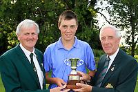 Irish Boys U15 Amateur Open Championship 2013