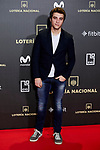 Pol Monen attends to Fantastic Beasts: The Crimes of Grindelwald film premiere during the Madrid Premiere Week at Kinepolis in Pozuelo de Alarcon, Spain. November 15, 2018. (ALTERPHOTOS/A. Perez Meca)