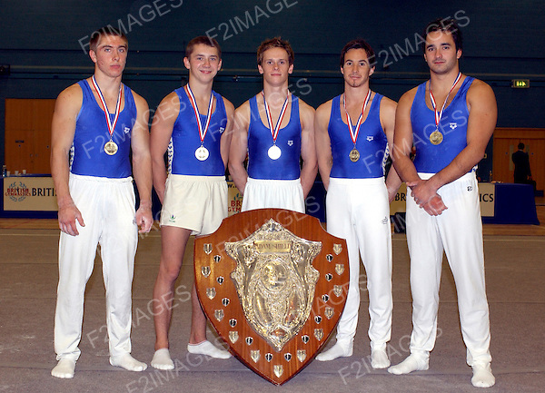 Mens British Team Championships 2002.<br /> Photos by Alan Edwards