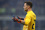 Daniele Padelli of Inter during the Coppa Italia match at Giuseppe Meazza, Milan. Picture date: 12th February 2020. Picture credit should read: Jonathan Moscrop/Sportimage