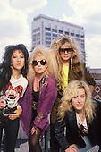 Mar 1990: VIXEN - in London