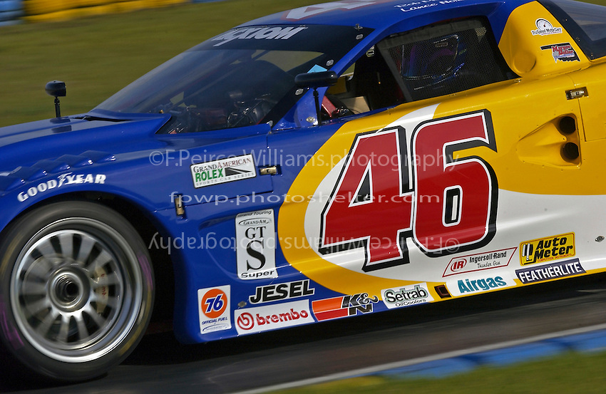 #46  Morgan Dollar Corvette  class: GTS