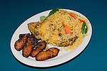 Chicken and Rice, Tinos Cuban Restaurant, Orlando, Florida