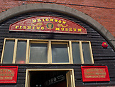 ENGLAND, Brighton, Brighton Fishing Museum Entrance