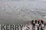The Start of the  Ballyheigue Festival Swim on Thursday