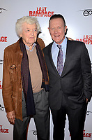 "LOS ANGELES - SEP 21:  Hal Holbrook, Robert Patrick at the ""Last Rampage"" Premiere at the ArcLight Theater on September 21, 2017 in Los Angeles, CA"