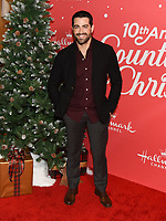 "20 November 2019 - Hollywood, California - Jesse Metcalf. Hallmark Channel's 10th Anniversary Countdown to Christmas - ""Christmas Under the Stars"" Screening and Party. Photo Credit: Billy Bennight/AdMedia"